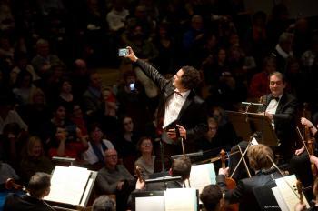 Smartphony, le concert connecté de l'orchestre national de Lille