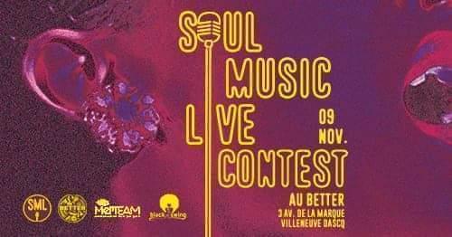 Soul Music Live Contest chez Better