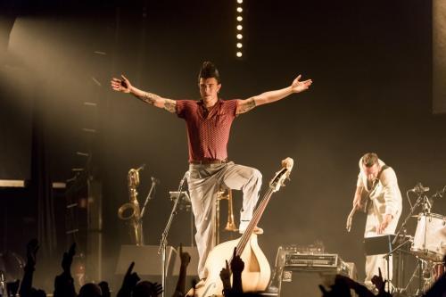 The Spunyboys au Splendid de Lille – Le 1000e concert