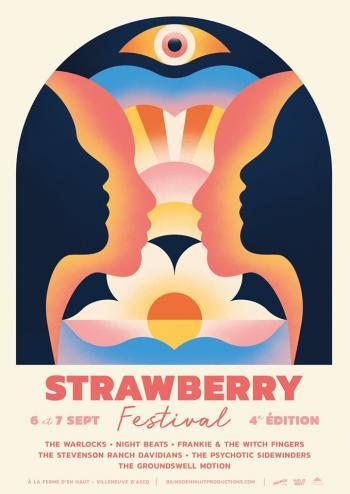 Strawberry Fest – Vendredi