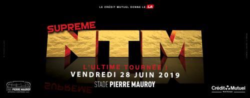 Suprême NTM, la dernière tournée