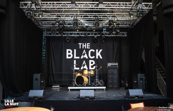 The Black Lab, un lieu de vie de caractère dédié à la musique