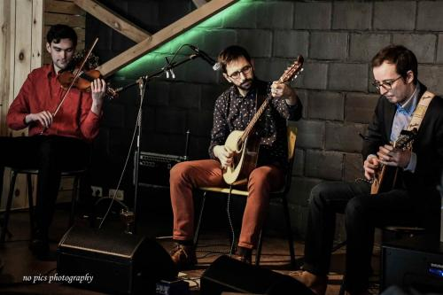 The Britches + Ormuz + Turfu