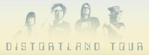 The Dandy Warhols + Happyness + After-live de Charly Nine