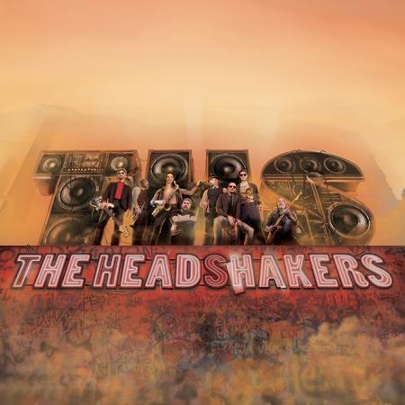 Le second album des HeadShakers avec des invités de renom…
