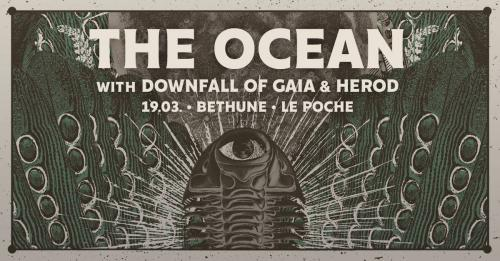 The Ocean, le Phanerozoic Tour