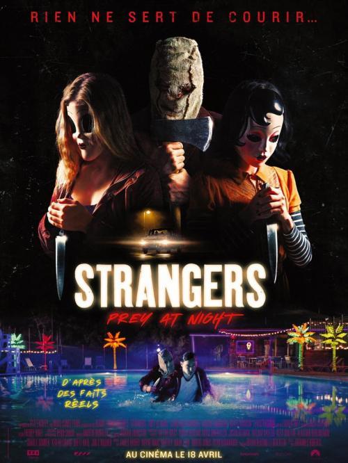Avant-première – Strangers : Prey at Night