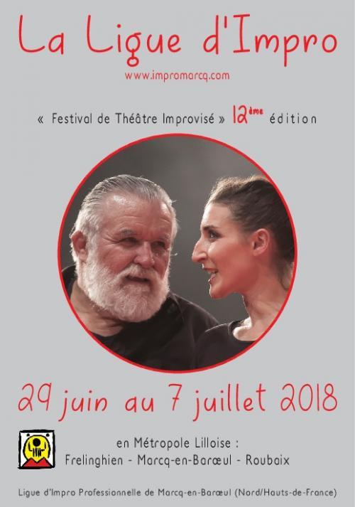 Festival de Théâtre Improvisé 2018