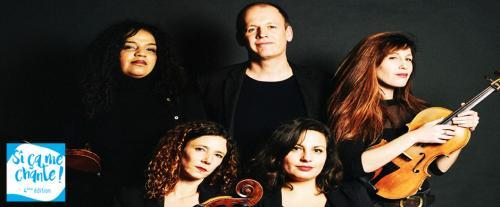 Thibaud Defever & le Well Quartet