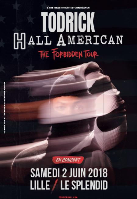 Todrick Hall – The Forbidden Tour
