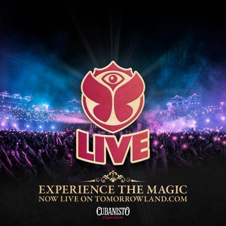 Tomorrowland en live ce week-end !