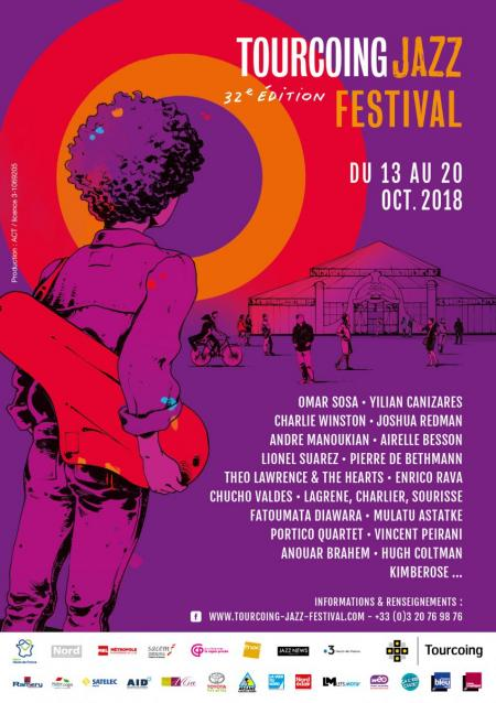 Le Tourcoing Jazz Festival revient