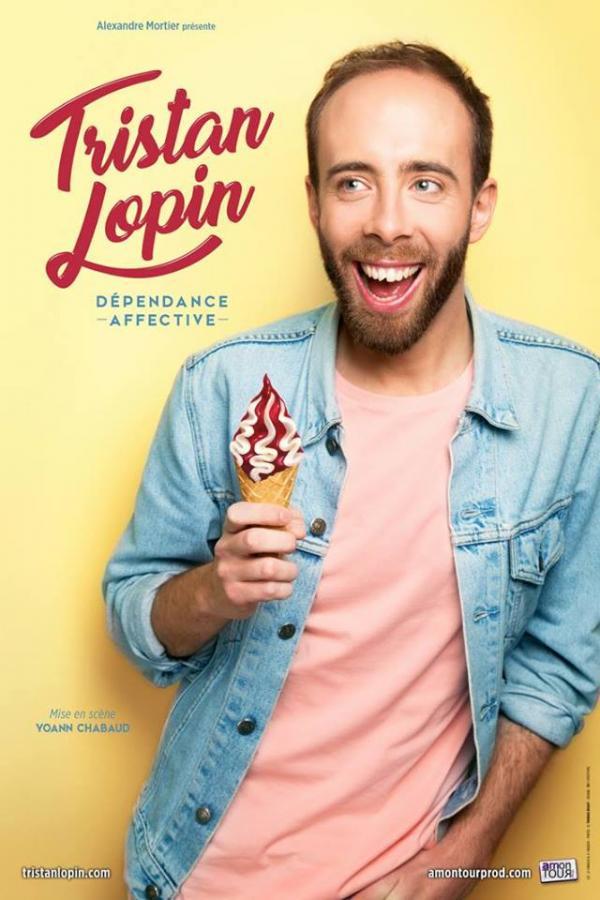 Tristan Lopin est de retour à Lille avec «Dépendance affective»