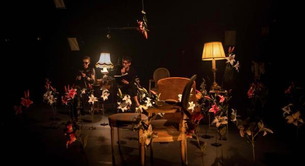 Un Jardin de Silence de Thomas Jolly et L. au Théâtre du Nord