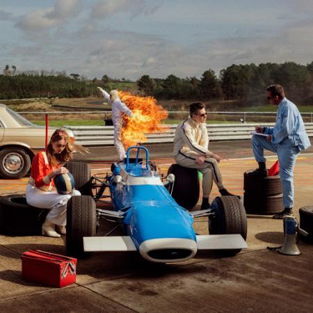 Benjamin Biolay : un «Grand Prix» en pôle position
