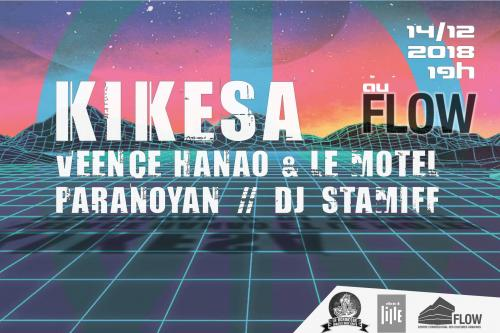 Veence Hanao x Le Motel + Kikesa + Paranoyan + Dj Stamiff