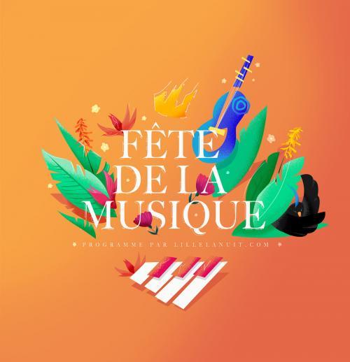 La Fête de la Musique à Arras – Béthune – Liévin…