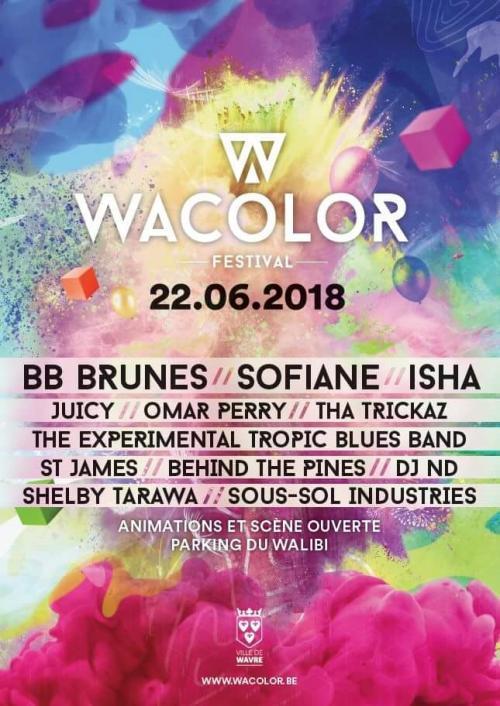 Wacolor Festival 2018