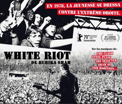 White Riot – MusicVideoArt!