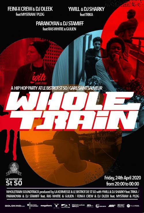 Whole Train à Saint-So