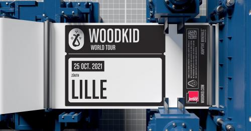 Woodkid + Awir Leon au Zénith de Lille