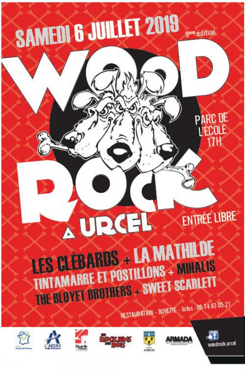 Le WoodRock à Urcel