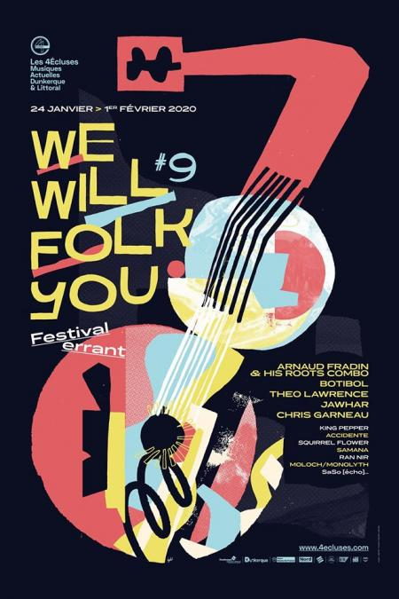 We Will Folk You, le festival errant des 4Ecluses s'agrandit
