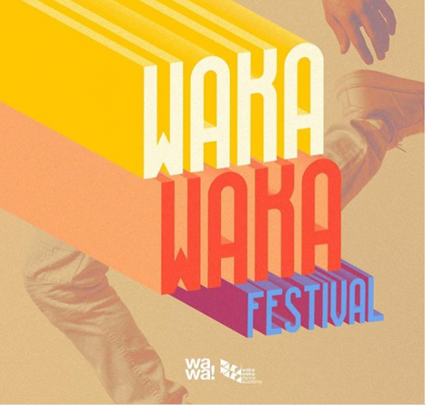 Le Waka Waka Dance Festival en ligne