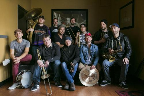 Youngblood Brass Band + Guest